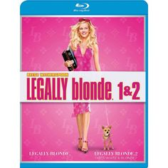 Legally Blonde/Legally Blonde 2 (Blu-ray Disc)