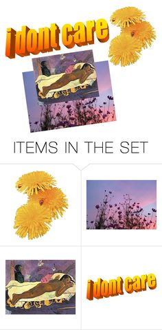 """idc"" by sannalagesenfenheim on Polyvore featuring art"