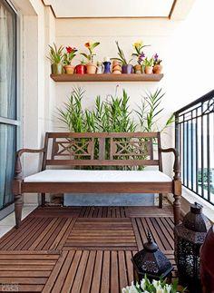 Hoje a maioria das pessoas moram em apartamentos ou espaços limitados, não são todos que tem a sorte de ter uma super varanda em casa, com árvores frutíferas, piscina e área livre. Mas como tudo na...