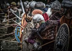 #viking #vikings #vikingage #vikingreenactment #vikingshistory #history #reenactment #battle #battlefield #fight #fighter #fighting #honor #brave #instadaily #instagood #instalike #instafollow #shield #helmet #warriors #warrior #heroes #mediaeval