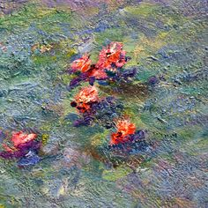 Water Lilies, 1907 (detail) by Claude Monet