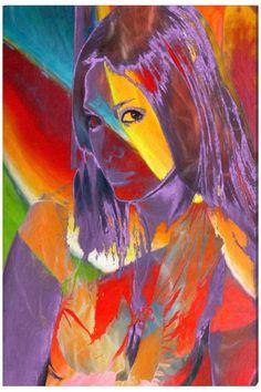 Lydia 2012 - Art Abstrait Contemporain - Abstract Contemporay Art