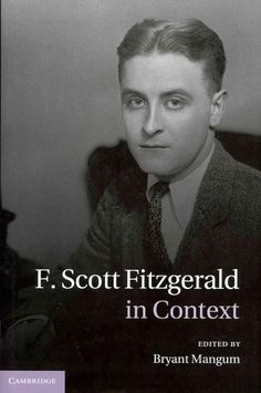 The fiction of F. Scott Fitzgerald serves as a compelling and incisive chronicle…