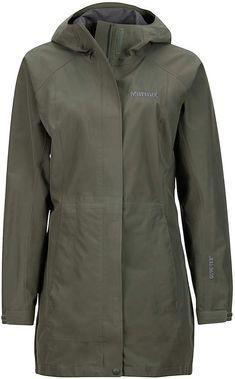 Marmot Wm s Essential Jacket Veste Imperméable, Équipement D extérieur,  Vestes Pour Femmes, 5be499ea194