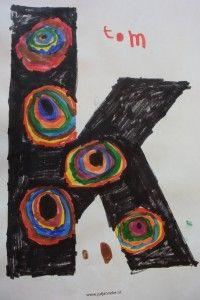 De k van kunst
