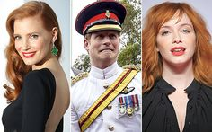 The joy of being ginger - Telegraph