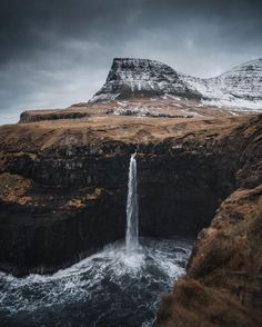 An amazing example of Faroe Islands photography. Tap this pin to take a look at our Instagram account for more travel photography.