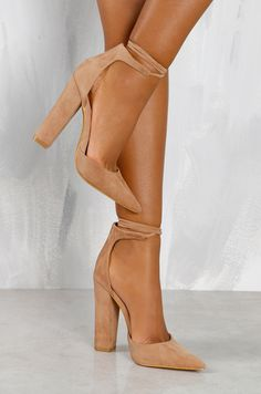Lola Shoetique - Editor's Peak - Nude, $32.99 (http://www.lolashoetique.com/editors-peak-nude/) @lor