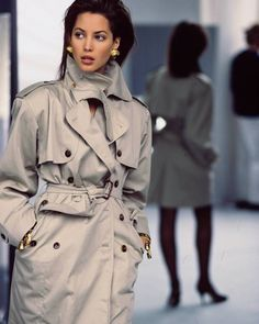 Christy Turlington, Vogue 1987