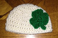 Happy St Patricks Day! Check out LDJ Crochet on Facebook!
