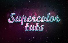 Photoshop tutorials - Improve Typography Skills with Text Effect Tutorials