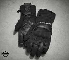 The FXRG® Dual-Chamber Gauntlet Gloves are the best of both kinds of gloves—waterproof and venting. Harley Davidson Gloves, Harley Davidson Motor, Harley Davidson Online Store, Gauntlet Gloves, Riding Gear, Motorcycle Parts And Accessories, Belts, Motorcycles, Women