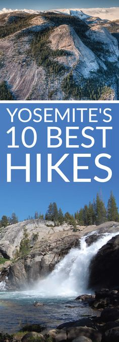 Your CliffsNotes guide to 800 miles' worth of hiking trails, unlimited panoramic vistas, and too many waterfalls to count.