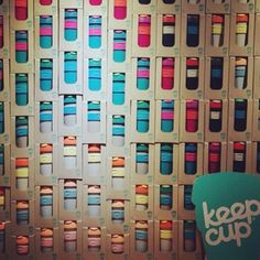 Keep cups for favours