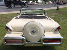 1957 Mercury Turnpike Cruiser convertible Indy Pace Car | Flickr - Photo Sharing!