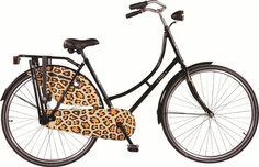 Omafiets Altec Basic Leopard 28 Inch | bestel gemakkelijk online op Fietsen-verkoop.nl