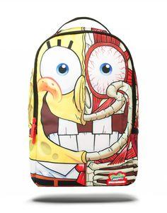 SPONGEBOB ANATOMY | Sprayground Backpacks, Bags, and Accessories