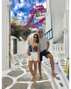 Flavia Alessandra e Otaviano Costa (Foto: Reprodução/ Instagram)
