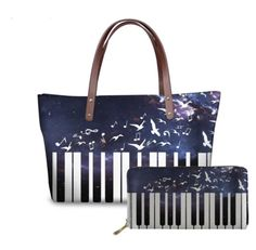 Key Bag, Piano Keys, Tote Bag, Detail, Bags, Accessories, Handbags, The Black Keys, Carry Bag
