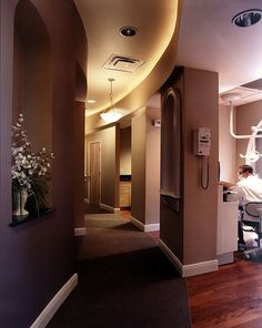Dental Office in Windermere, Florida | www.powelldesigngroup.com