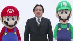 Paying Respects to Satoru Iwata
