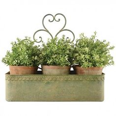 Ophelia & Co. This pot planter brings about a natural, serene and authentic atmosphere to the garden. Not only add a lot of atmospheres but provides a romantic atmosphere both inside and outside with this pot planter. Metal Wall Planters, Railing Planters, Urn Planters, Corten Steel Planters, Window Planter Boxes, Outdoor Planters, Cedar Planter Box, Plastic Planter Boxes, Fallen Fruits
