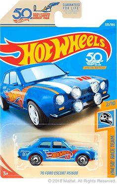 '70 Ford escort RS1600 HW 50th  Race team Custom Hot Wheels, Hot Wheels Cars, Carros Hot Wheels, Star Wars Crafts, Brand Stickers, Batman Batmobile, Ford Escort, Toy Trucks, Plastic Model Kits