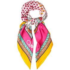 Diane Von Furstenberg Flower-print scarf (7,255 DOP) ❤ liked on Polyvore featuring accessories, scarves, diane von furstenberg, print scarves, floral scarves, diane von furstenberg scarves and wrap shawl