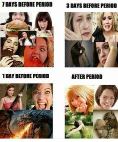 #periods #pms #humor