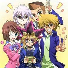 Yugioh Yugi and Friends Yu Gi Oh, Yugioh Fanfiction, Dark Side Of Dimensions, Yugioh Collection, Otaku, Hitman Reborn, Fanart, Cartoon Shows, Manga Games