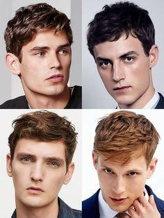 Mens Hairstyles Haircuts For Oblong Rectangle Face Shapes