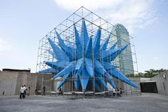 Wendy at MoMA PS1, built by Jellio partner, SFDS.  Amazing!