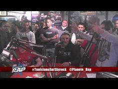 Tunisiano, Aketo, Sofiane, Vald freestyle dans Planète Rap !