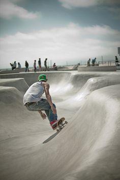 Venice Skate Park, LA
