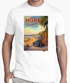 Camiseta Hope Ranch Beach