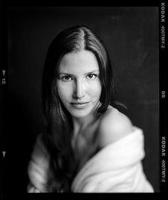 Photography, Medium format in People, Portrait, Female, mamiya rz 67 pro II 180mm f/4.5 Short Barrel Lens Tilt/Shift Adapter scan on nikon d2x, analog kodak tmax 400 - Image #473475