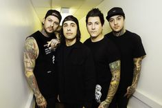 "PIERCE THE VEIL Unveils New Music Video For ""Floral & Fading"" – PIERCE THE VEIL Unveils Music Video For ""Floral & Fading"" San Diego, CA's PIERCE THE VEIL is thrilled to unveil the music video for their new single ""Floral & Fading"". To celebrate the video, the band hosted a special release event last night in association with Spotify and... #floralandfading #piercetheveil #ptv"