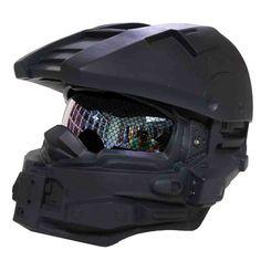 Master Chief Paintball Helmet