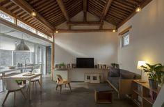 Gallery of House Renovation in Xirongxian Hutong / OEU-ChaO - 1