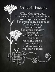 Super wedding quotes and sayings toast irish proverbs ideas Super wedding quotes and sayings toast irish proverbs ideas<br> Irish Prayer, Irish Blessing, Celtic Prayer, Irish Proverbs, Proverbs Quotes, Irish Quotes, Irish Sayings, Irish Poems, Irish Eyes Are Smiling