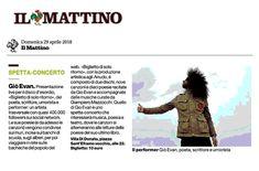 Gio Evan - SPETTA-CONCERTO - Il Mattino