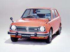 Honda Civic RS (1974 – 1975).