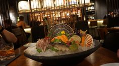 High Class Traditional Japanese food and awesome drinks to match – Sakagura : FoodBites Review – FoodBites