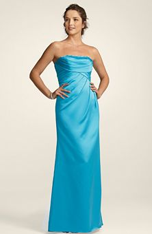 Bridesmaid Dress by davids bridal ..... Maybe for britts wedding for me? Love this one!