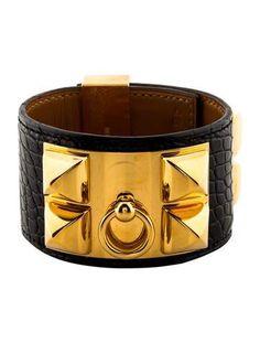 #The RealReal - #Hermès Hermès Collier de Chien Bracelet - AdoreWe.com