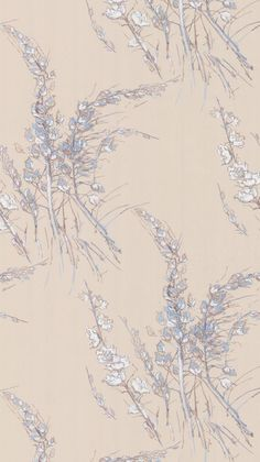 Cole & Son - New Contemporary Two - Wind Flowers 69-11145