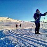 In Norvegia per un po' di sci di fondo :D