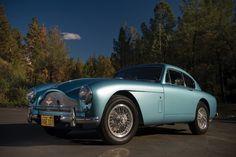 1958 Aston Martin DB Mark III Saloon