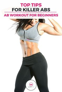 dc43237f878 How to Get a Flat Stomach  Ab Workout for Women