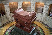 Napoleon's Tomb in the Dome des Invalides in Paris - 7th arrondissement